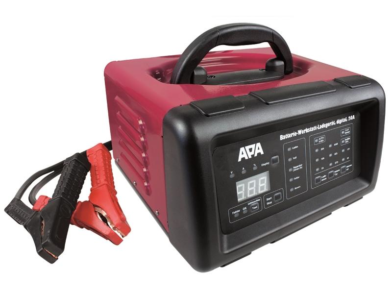 Ładowarka do akumulatorów   APA