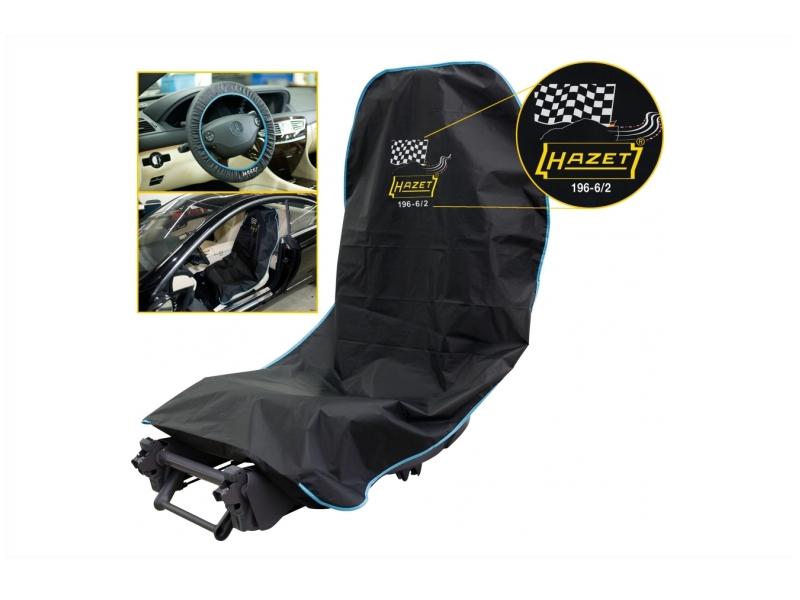 Obszycie siedzenia i koła kierownicy | HAZET