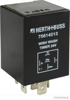Przekaźnik, przerywacz pracy wycieraczek   HERTH+BUSS ELPARTS