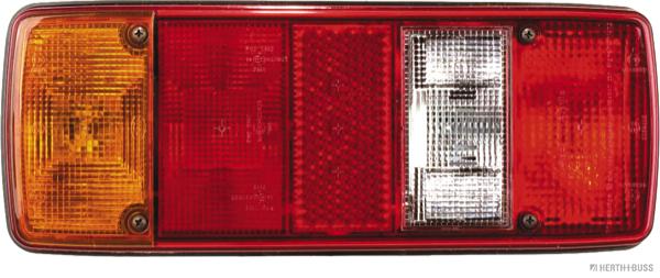 Lampa tylna zespolona | HERTH+BUSS ELPARTS