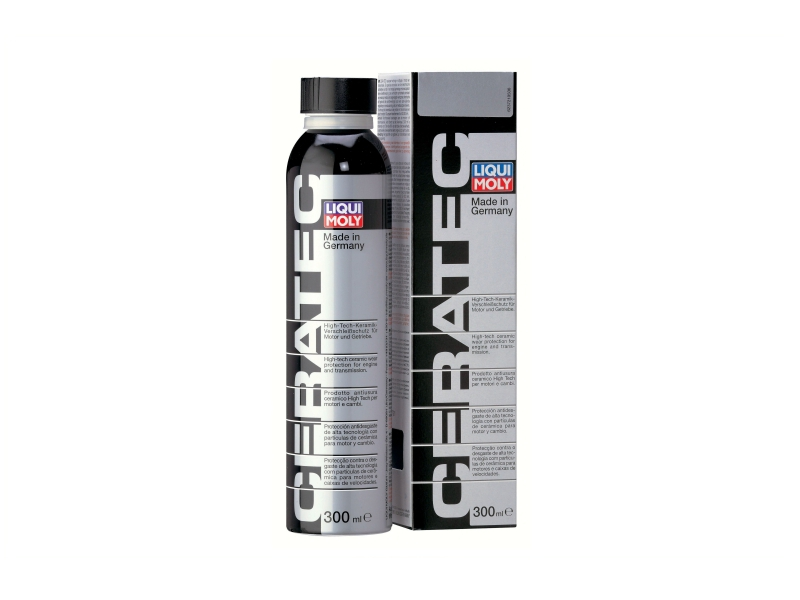 Ceramiczny środek zapobiegający zużyciu CeraTec (300 ml) | LIQUI MOLY