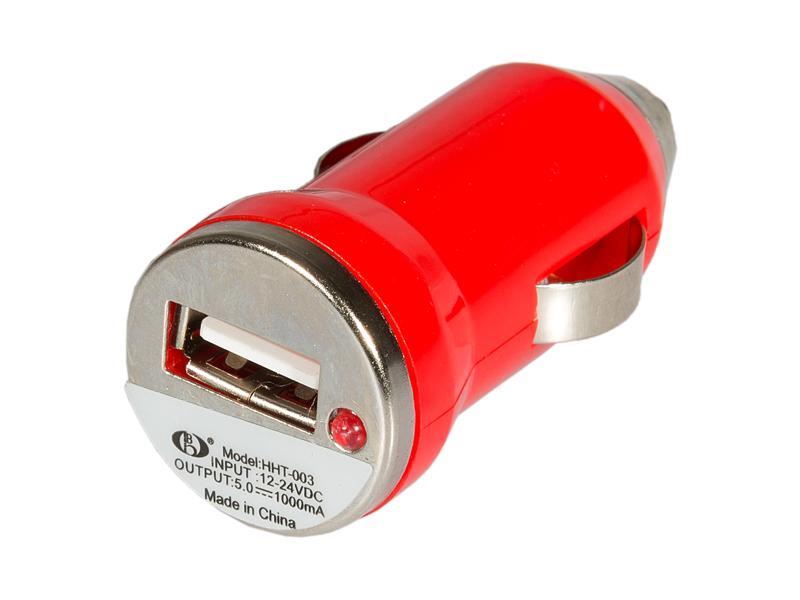 Adapter do zapalniczki samochodowej 12V USB | PHONOCAR INDUSTRIEVERTRETUNG FRANK WALTER