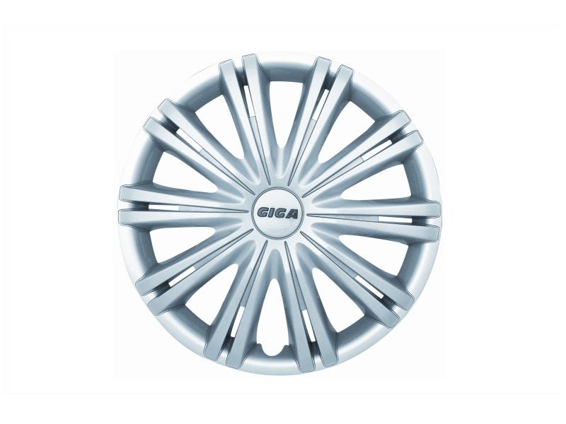 Komplet 16 cali Giga srebrny | PETEX