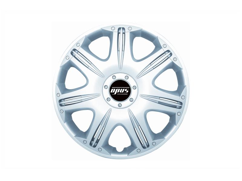 Komplet 14 cali Opus srebrny | PETEX