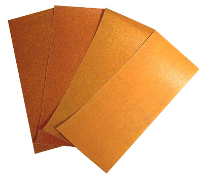 Papier do szlifowania na mokro P600 (230 x 280 mm)   PRESTO