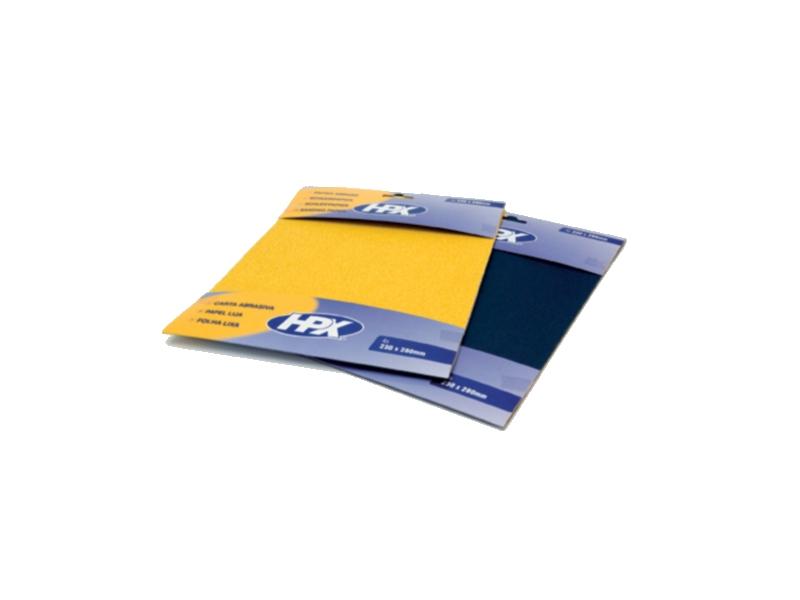 Zestaw papierów ściernych (ziarnistość 240/400/600) | PRESTO
