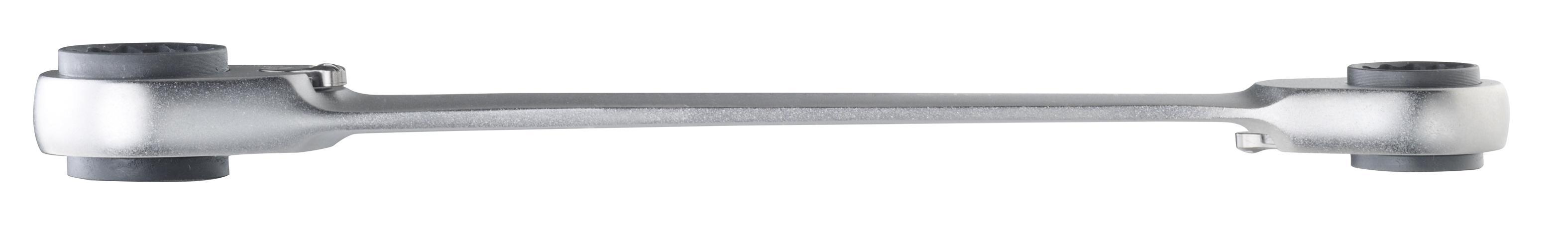 Micro-Speeder Klucz oczkowy z grzechotką, poczwórny, 10 - 19 mm | PROXXON