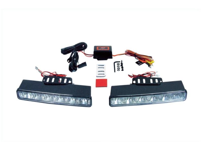 Światło do jazdy dziennej LED, prostokątne | raidhp