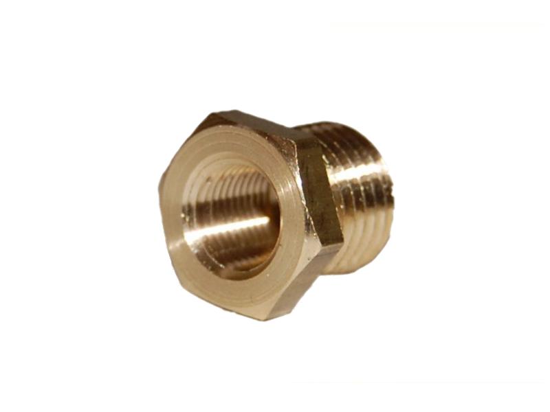 Adapter gwintowany do czujnika temperatury i ciśnienia oleju   RAIDHP